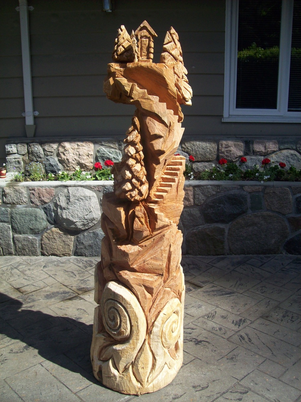 Sculptures Chainsaw Carvings West Coast Wood amp Iron