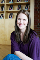 Marissa Meyer, author of CINDER and SCARLET