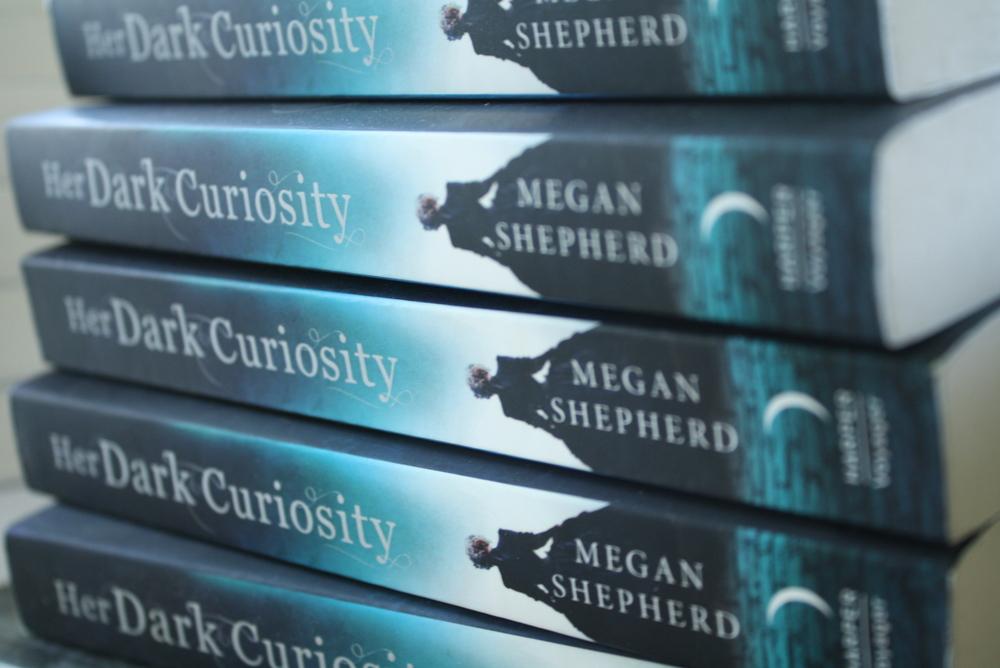 UK/Australian/NZ edition of Her Dark Curiosity