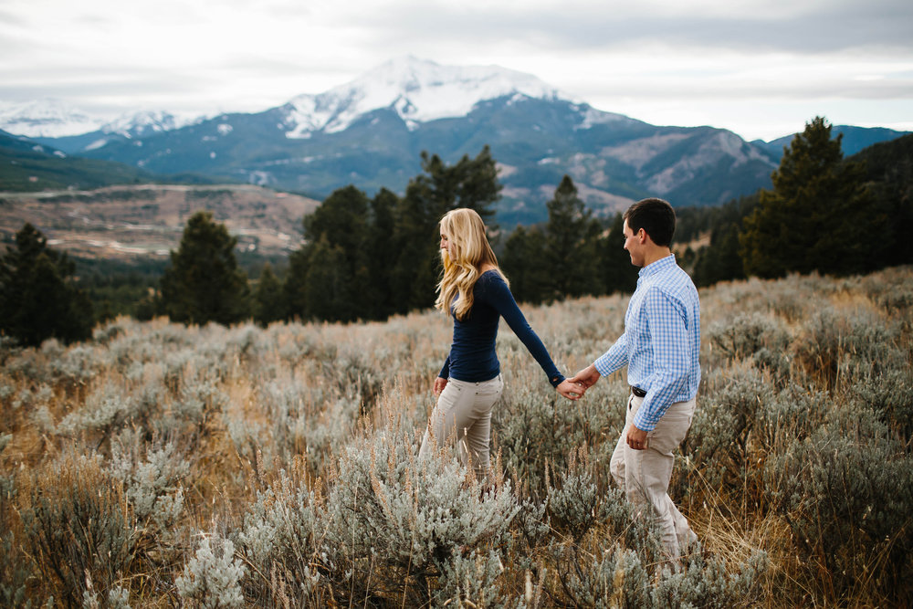 Big Sky Montana Wedding Photographer