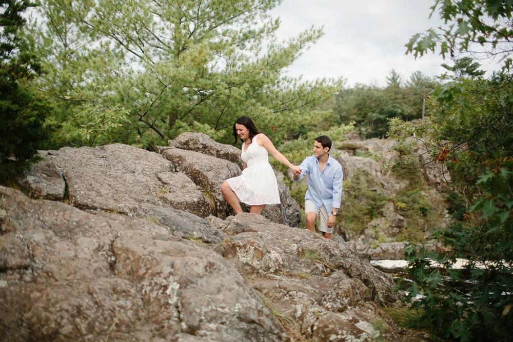 Taylor Falls Wisconsin Engagement Shoot Wedding Photographer Russell Heeter_0002.jpg