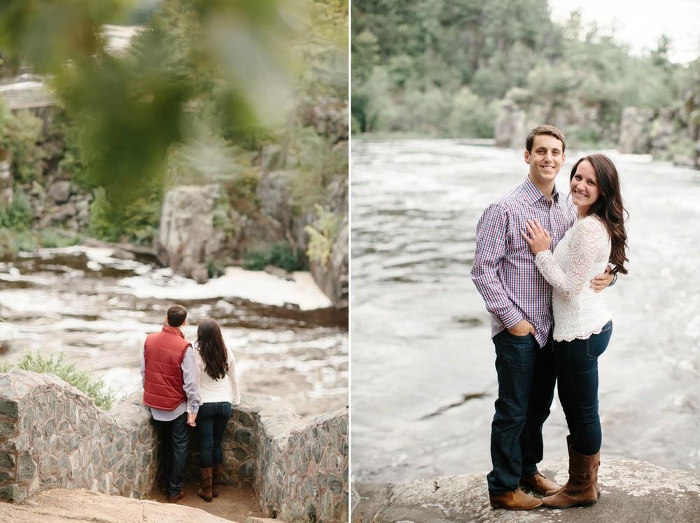 Taylor Falls Wisconsin Engagement Shoot Wedding Photographer Russell Heeter_0008.jpg