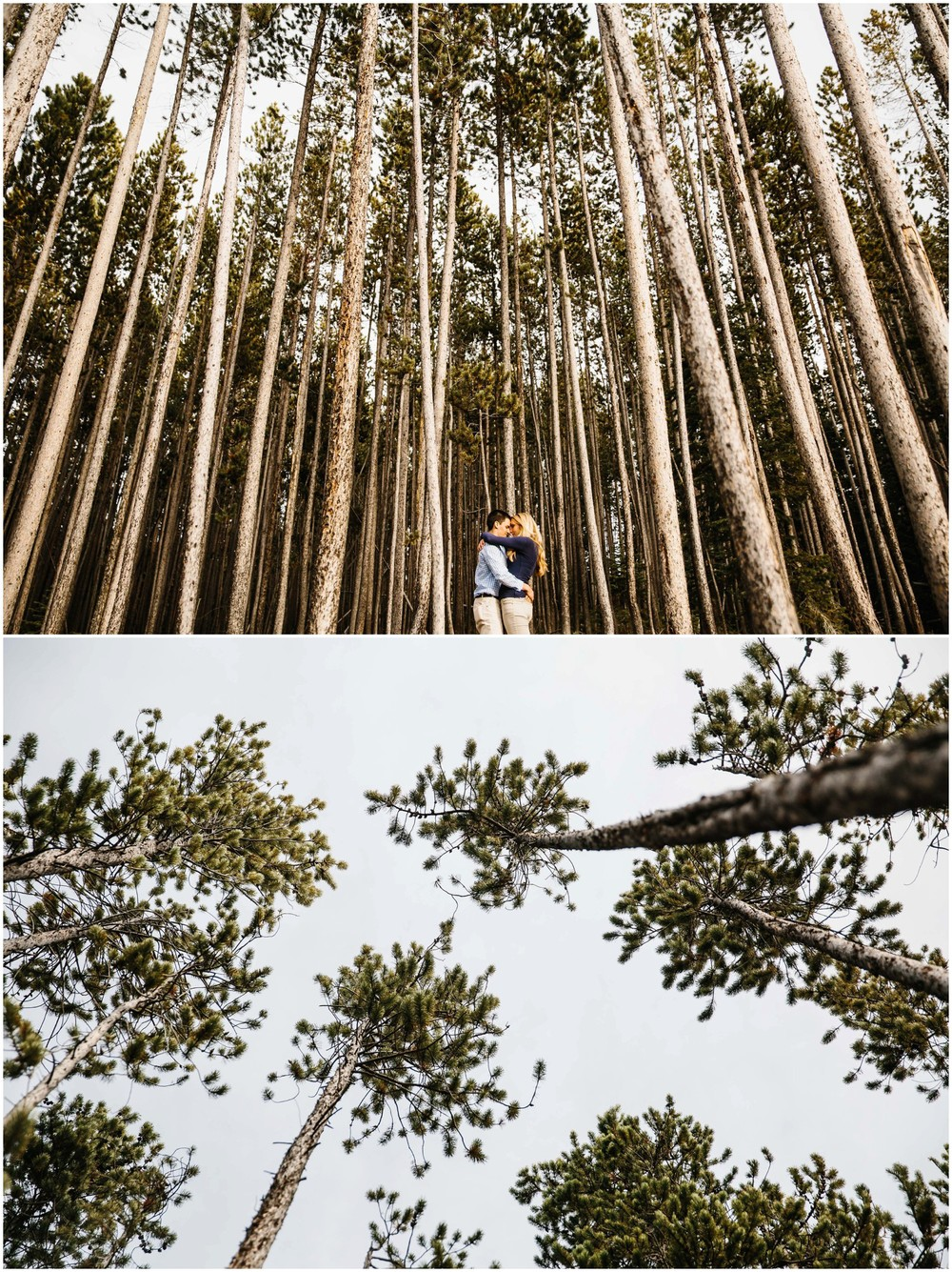 Big Sky Montana Engagement Session