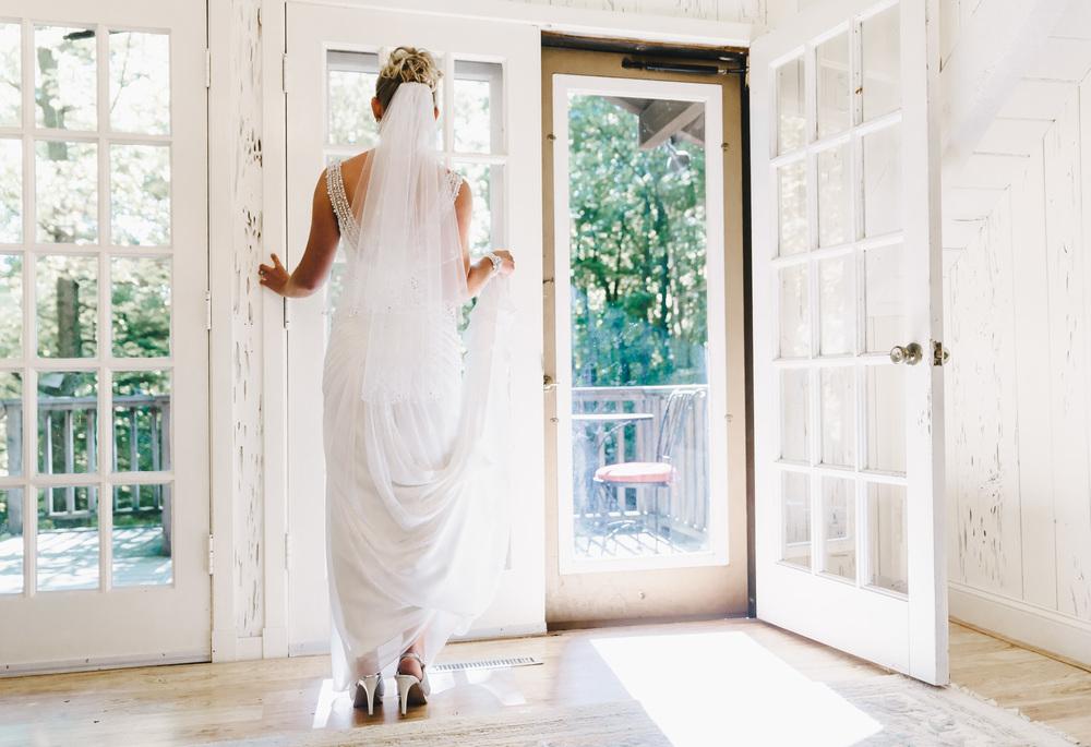 Woods Chapel Wedding Photos