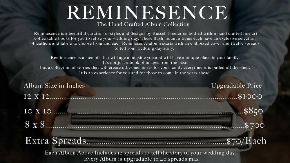 Reminisence Albums.jpg