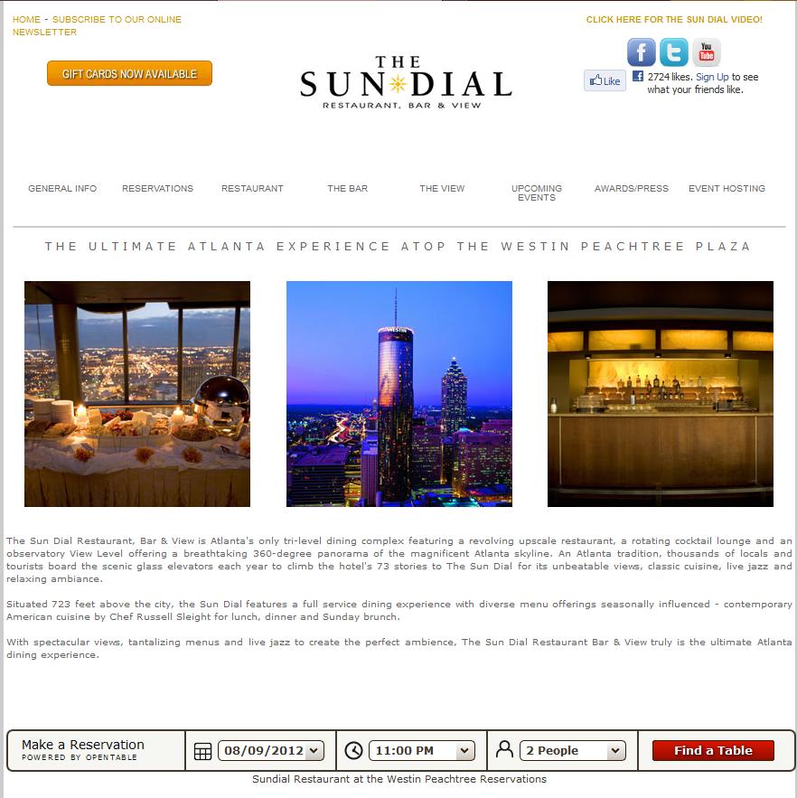 Sundial Restaurant