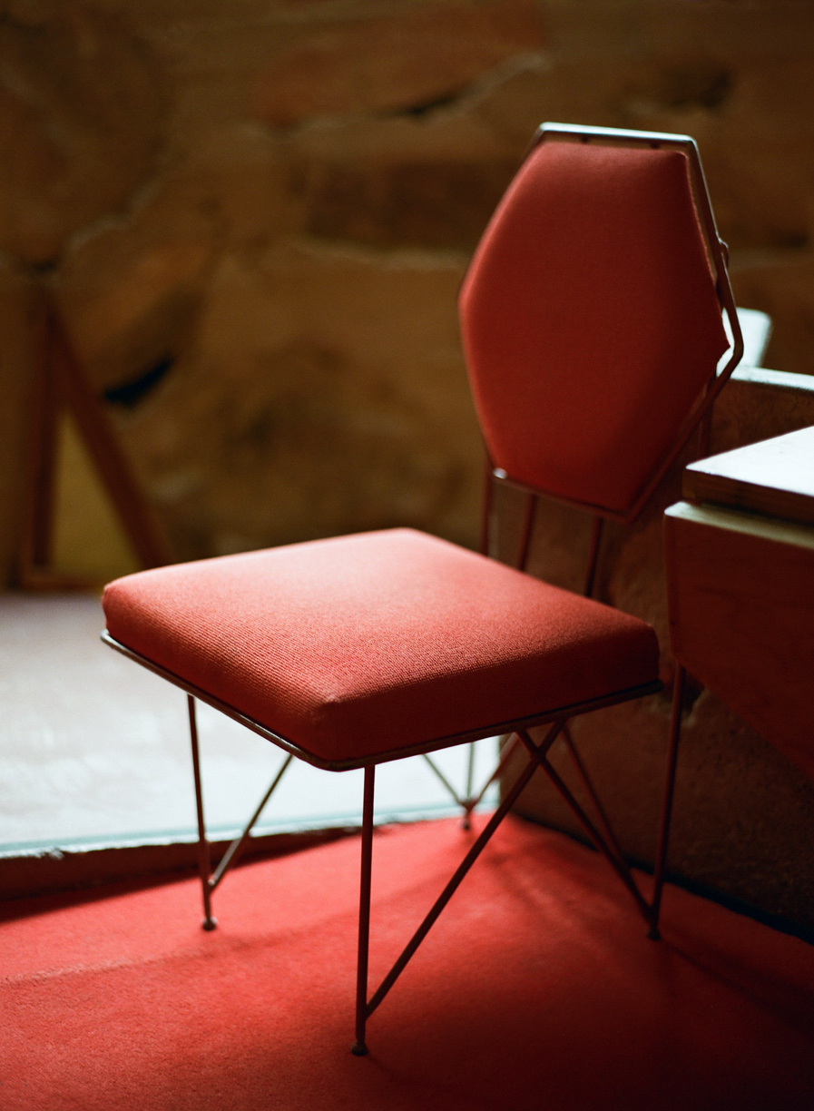 Frank Lloyd Wright Red Chair_Taliesin West_web.jpg