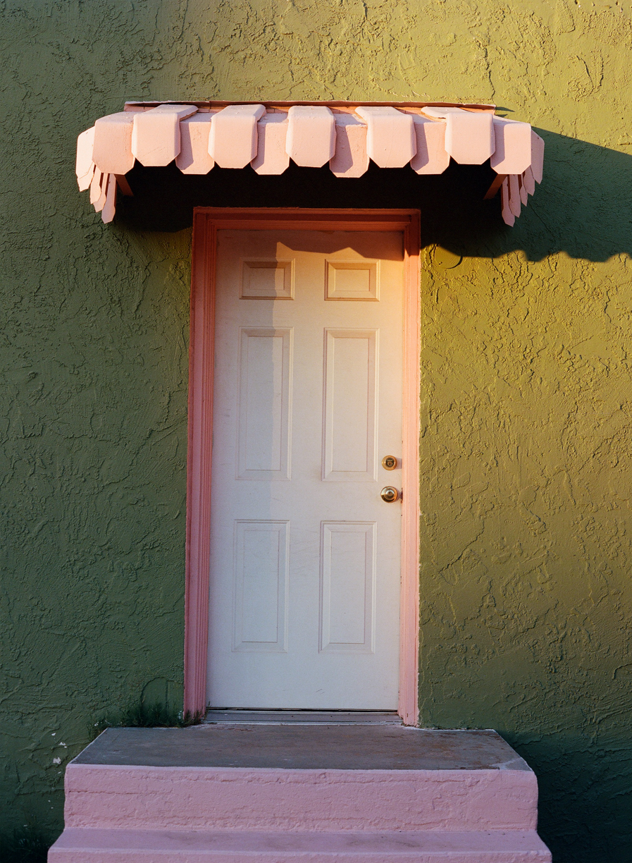 Pink Door Frame and Olive Green House_Off E Van Buren St_web.jpg