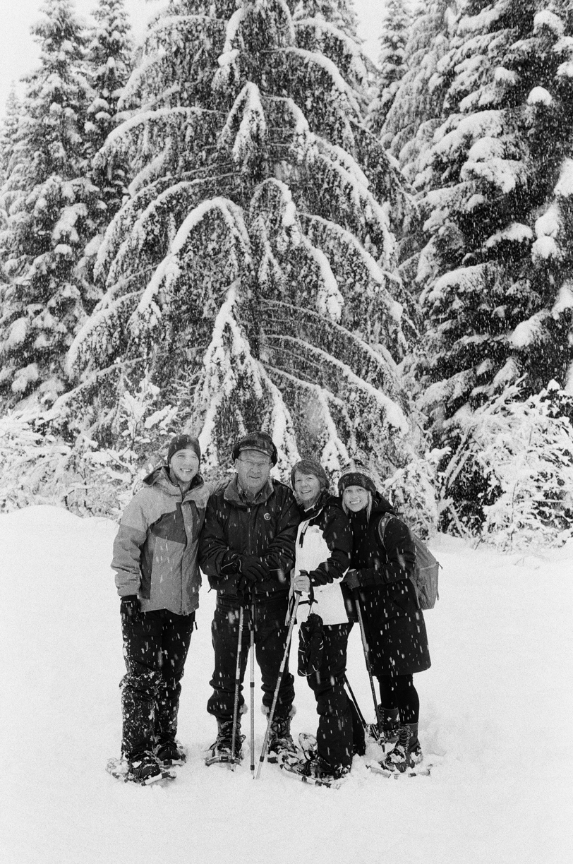 Carlquist Family Snowshoeing_Gold Creek Pond_web.jpg
