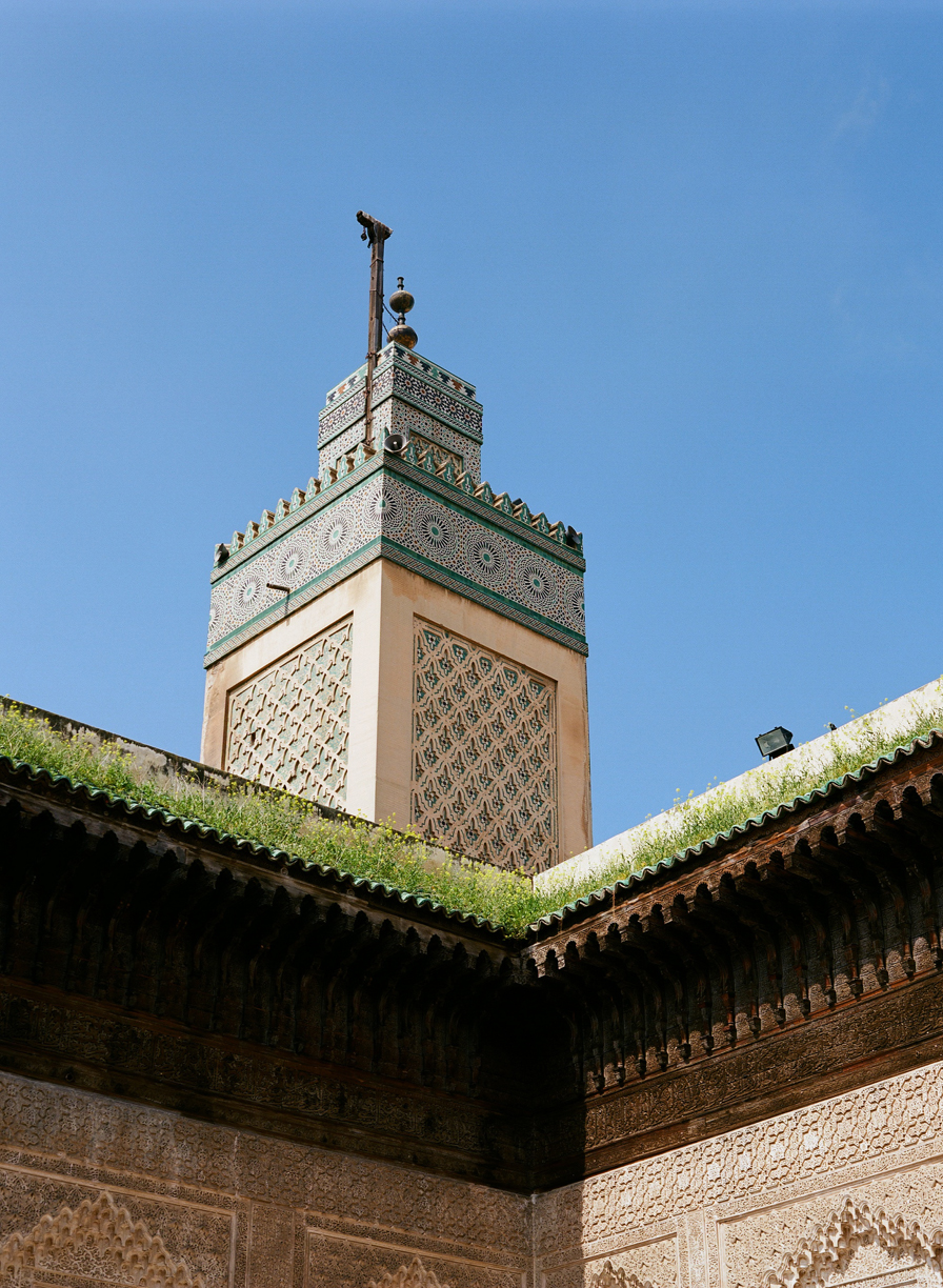 Mosque Tower Outside of Mederssa El Bouanania_Fez Medina_web.jpg