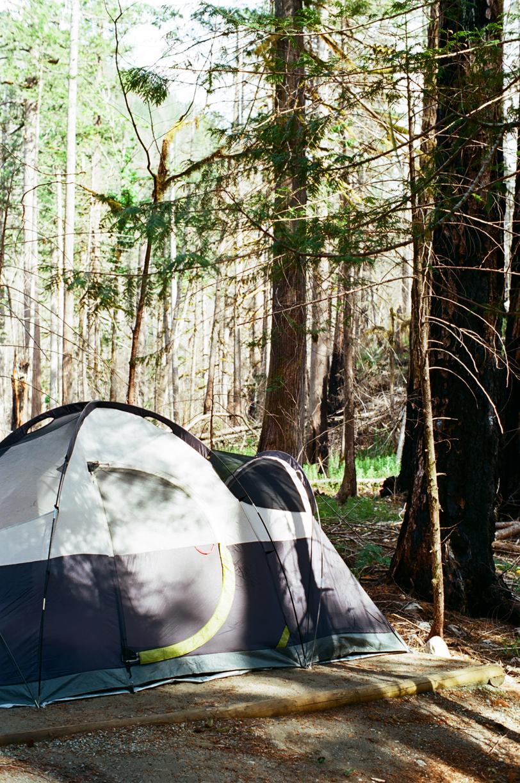Tent at campsite_N Cascades Natl Park_web.jpg