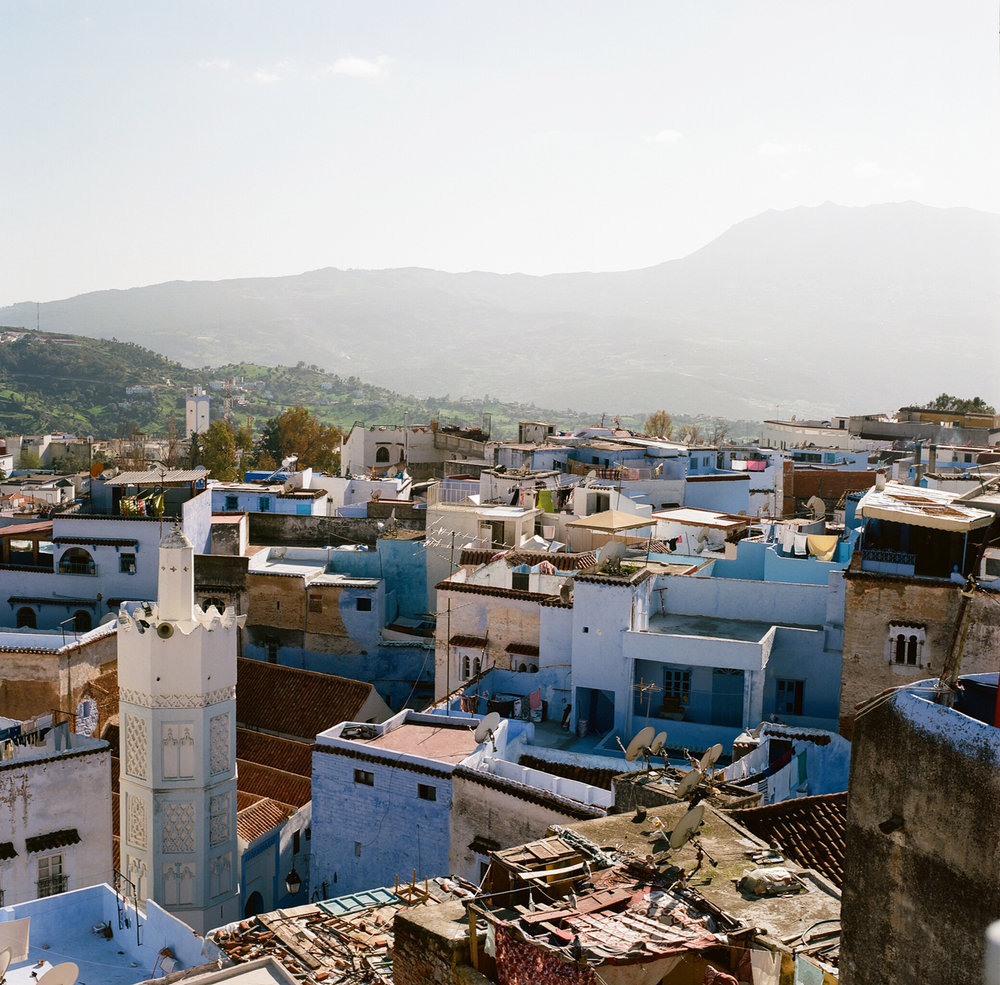 Chefchaouen Medina Rooftop View with mtn_web.jpg