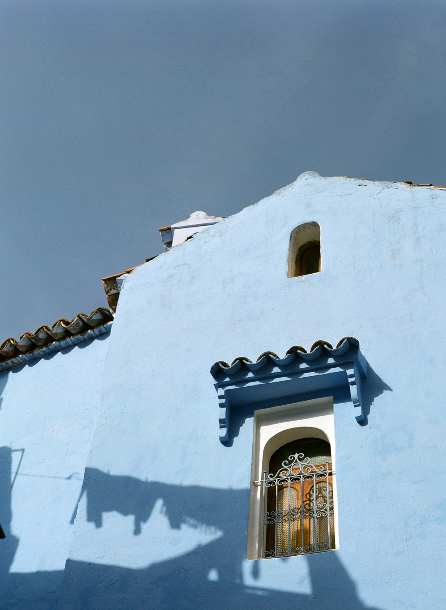 Blue Building with Laundry Line Shadow_Chefchaouen_web.jpg
