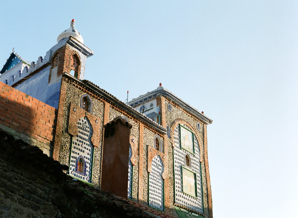 Ornate Building at Dawn_Early Morning Light_Chefchaouen_web.jpg