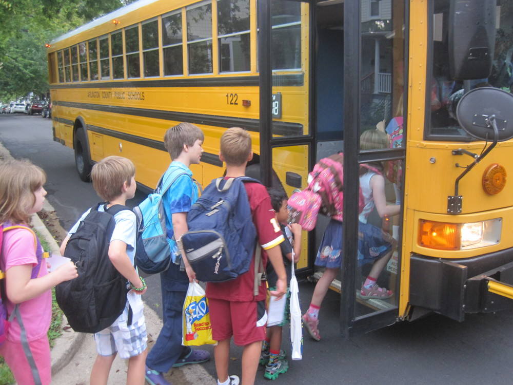 The start of another school year. (Photo: MZ Strategies, LLC; Sept 2012)