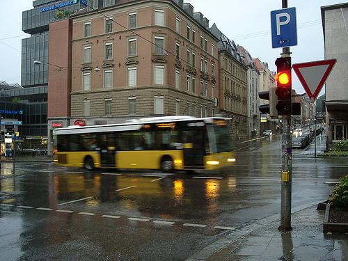 Stuttgart Sommerregen by bastian_r