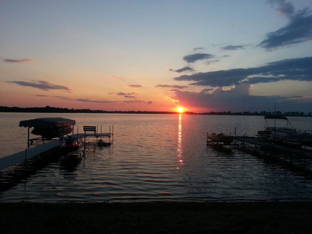 Summer in Minnesota (Photo: M.Zimmerman, 2012)