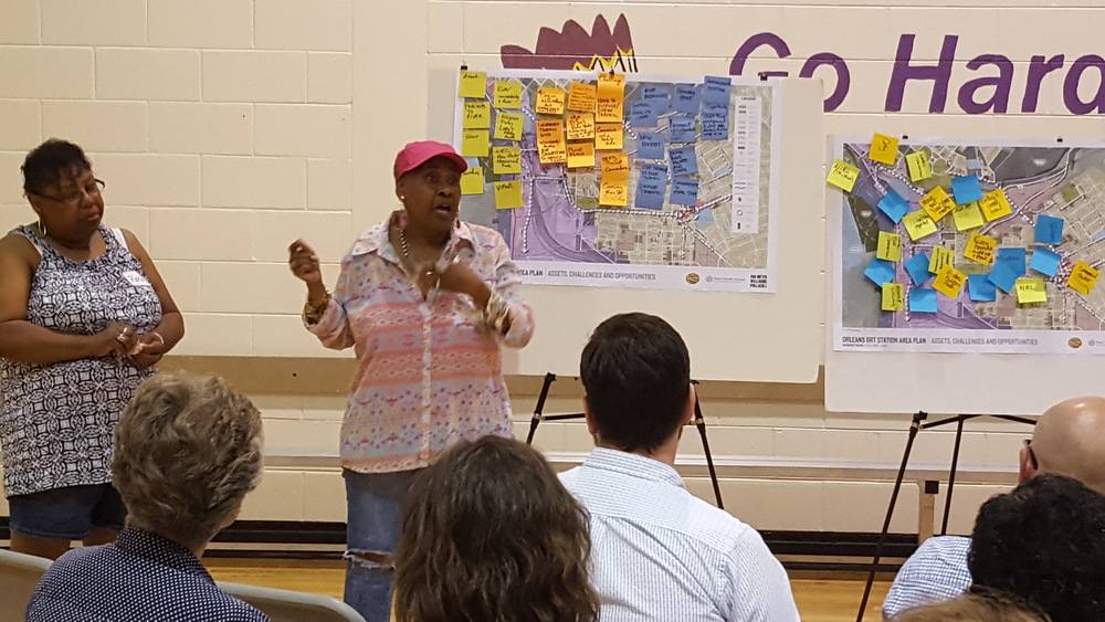 Greater Fulton residents envision a future that honors both current and future residents' needs. (Photo: M. Zimmerman)