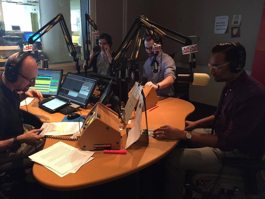 Ali Mattu, NPR, WNYC, Only Human, Brian Lehrer