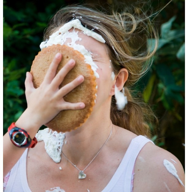 Lovlies I've begun writing comedic stories! If you'd like to check them out, head to strangelyoptimistic.com. Things are happening Waka Waka! #ninastorey #strangelyoptimistic #humor #essay #memoir #pie #redhead #happy #disaster