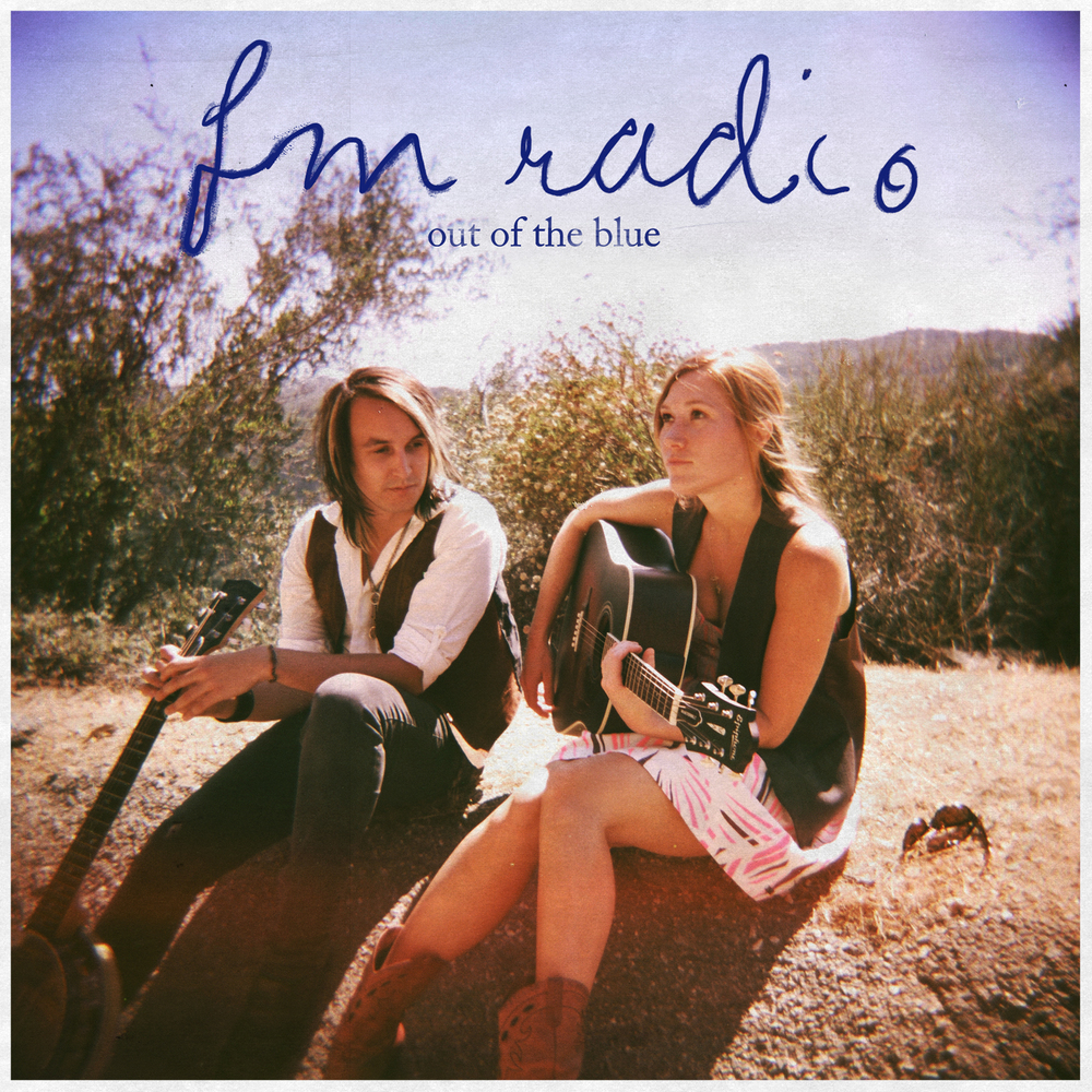 """Out of the Blue"" by FM RADIO"