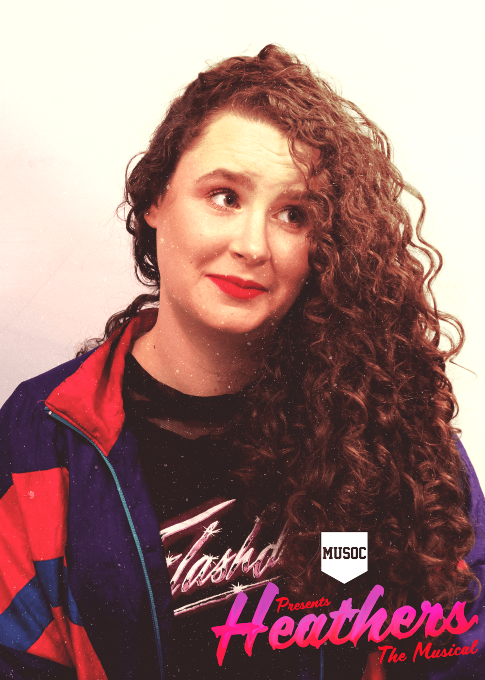 TAMSIN REES  Tamsin has appeared in several MUSOC shows from 2016 to now, Heathers being her 7th performance with the club. By day she hides in the disguise of an OSCAR coordinator, but don't be fooled, she's an absolute menace onstage