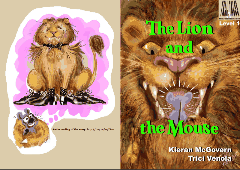 The Lion & the Mouse — ESOL Extras