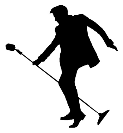 50s Elvis Silhouette with Mic Stand 1.jpg