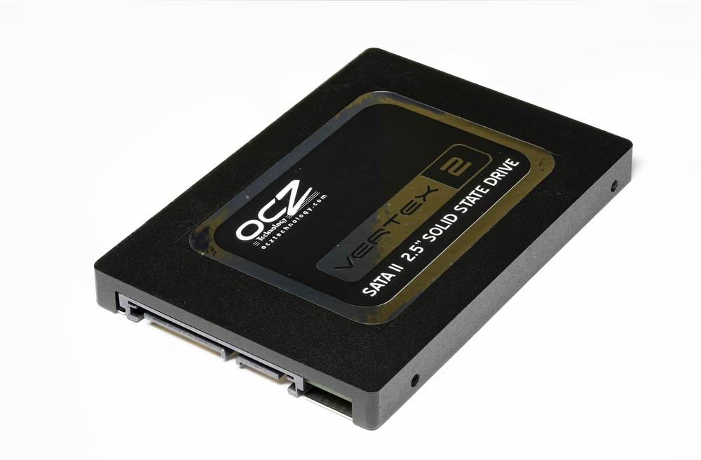 An SSD is lighter and more reliable than traditional hard drive