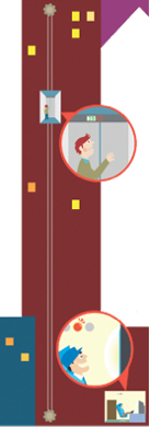 Strange but true tale of New York elevator ordea   l