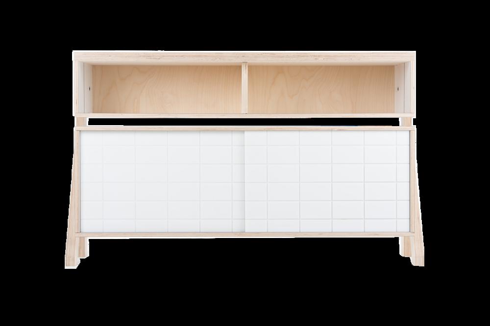 Frame sideboards