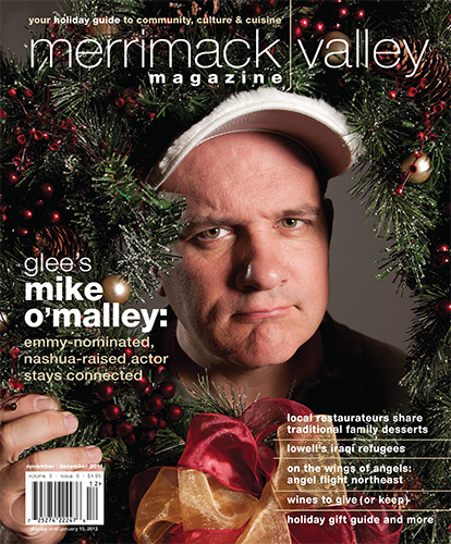 Merrimack Valley Magazine - Mike O'Malley