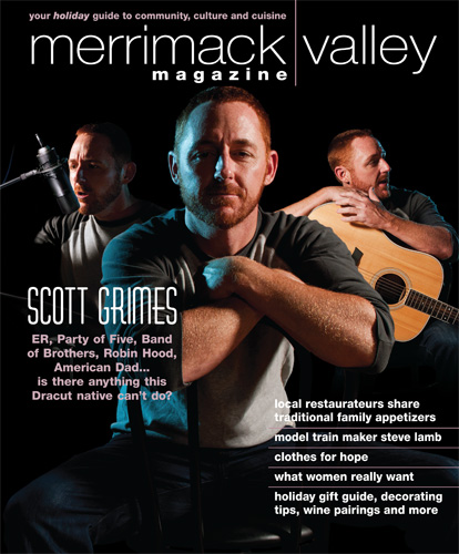 Merrimack Valley Magazine - Scott Grimes