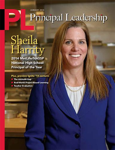 Sheila Harrity - Principal Leadership Magazine