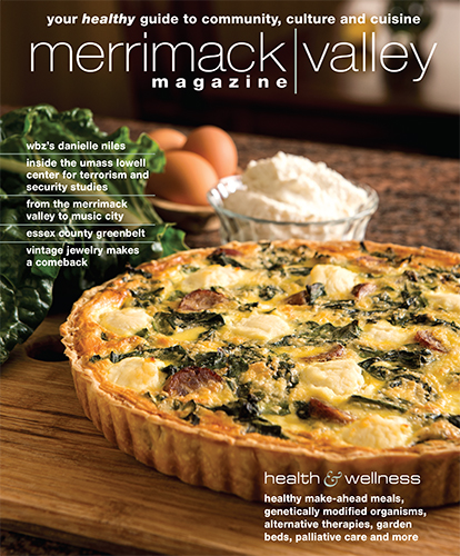 Merrimack Valley Magazine - March/April 2014