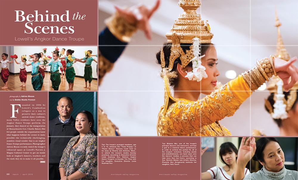 Angkor Dance Troupe