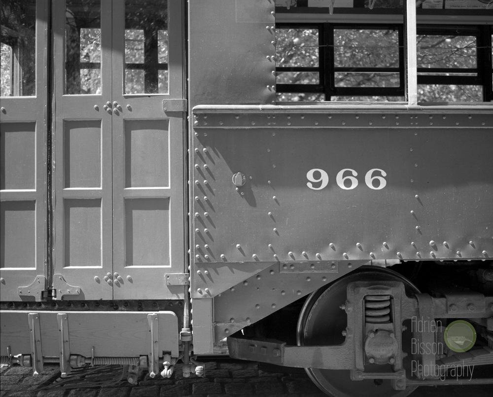 Streetcar - Lowell, Massachusetts
