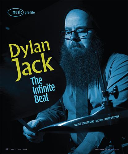 Drummer Dylan Jack