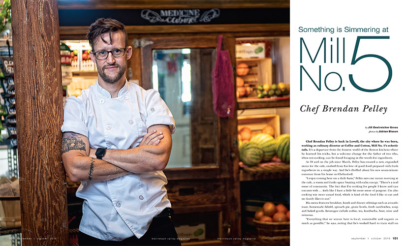 From the September-October 2018 issue of the Merrimack Valley Magazine