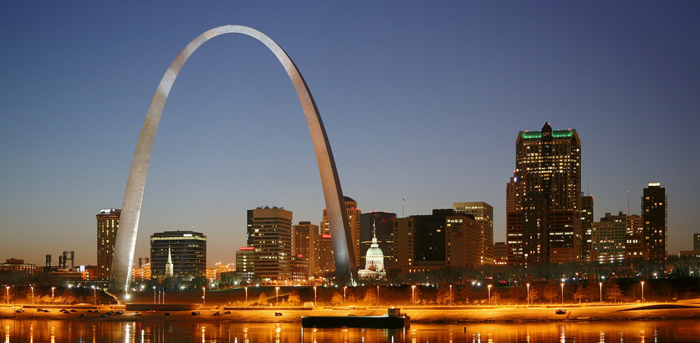 St. Louis, Missouri (Daniel Schwen/Wikimedia Commons, Creative Commons)