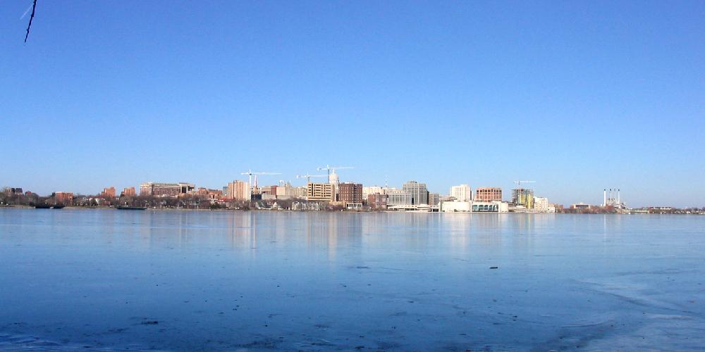 Madison, Wisconsin (Dori/Wikimedia Commons, Creative Commons)