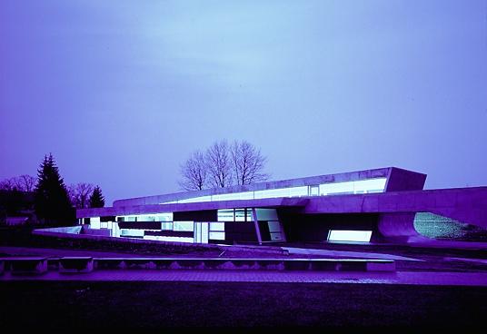 Zaha Hadid Pavillon // Weil am Rhein