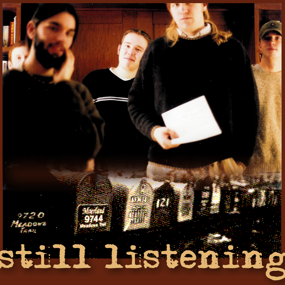 Listen to Still Listening on Soundcloud