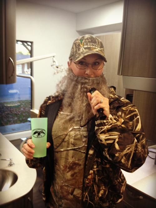 Duck Dynasty Hygienist