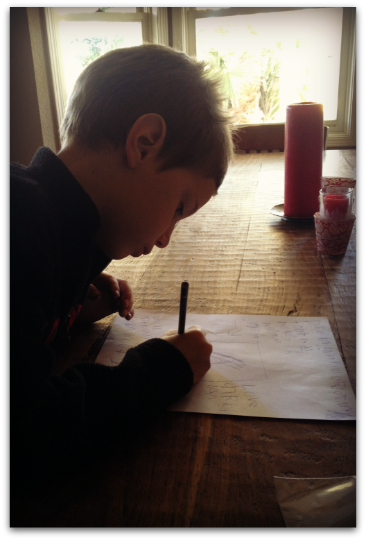 Christian, Age 6