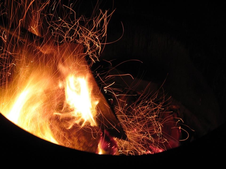 Fire Spade