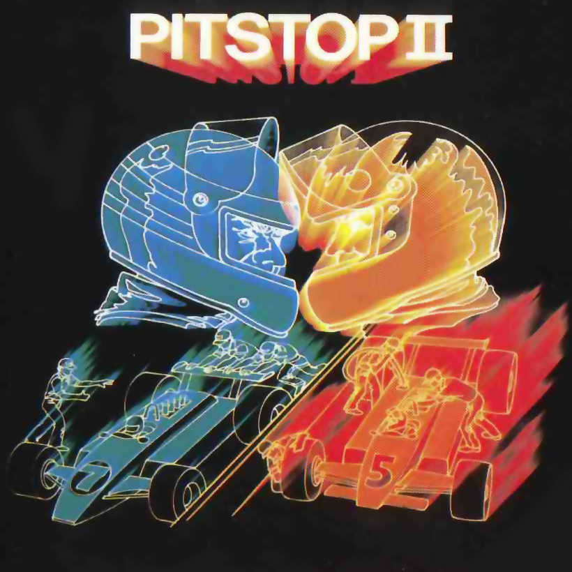 Pitstop II Cover Artwork