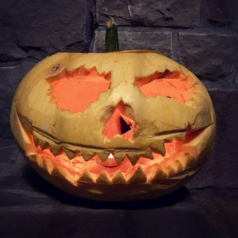 Halloween Pumpkin [2017]