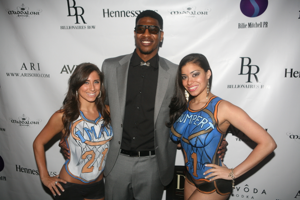 New York Knicks Player, Iman Shumpert