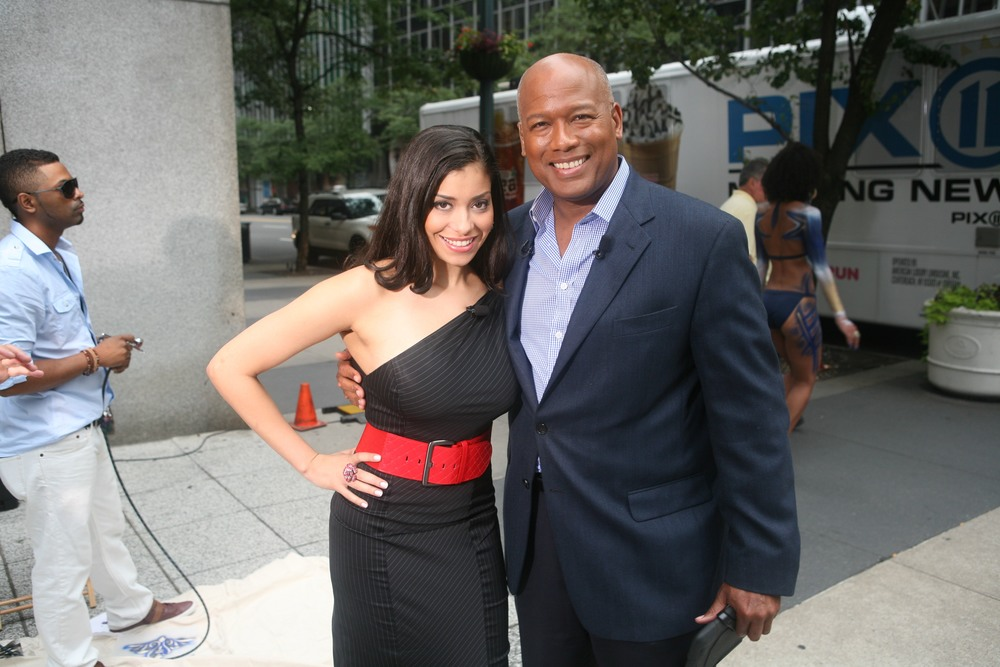 WPIX 11 Anchor, Craig Treadway